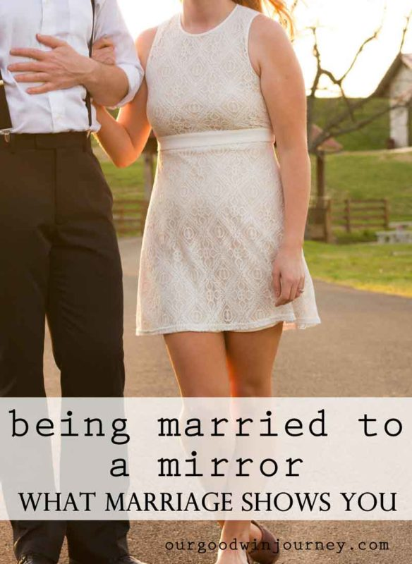 Love and Marriage - The Reality of Being Married to a Mirror