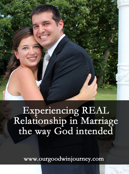Christian Marriage Advice for Experiencing Real Relationship