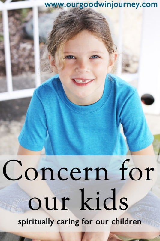 Cocern for our Kids: Do we spiritually care for our children? A lesson from Job
