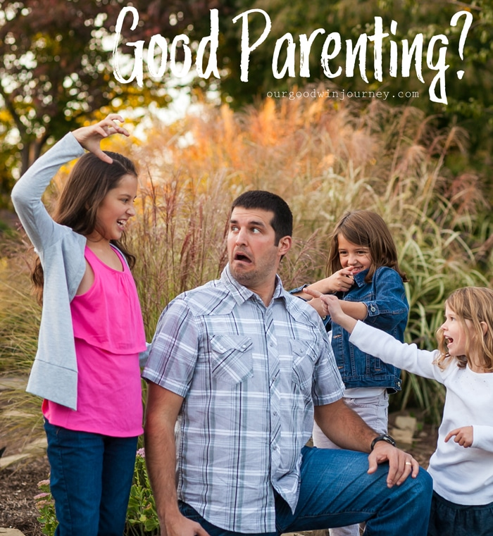 Good Parenting - Being Passionately Devoted to Your Kids