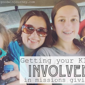 Easy Fundraising Ideas - getting kids involved in missions giving