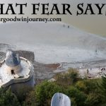 What Fear Says