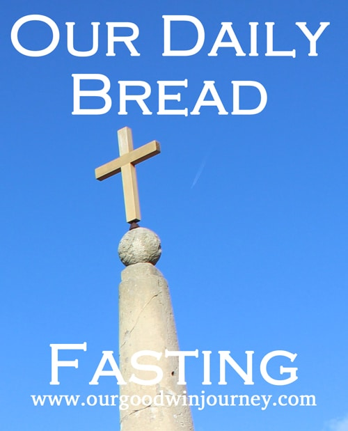 Encouraging Bible Verses About Fasting