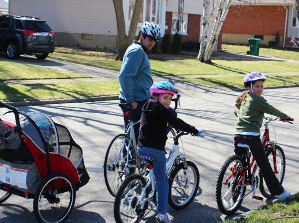 Must-Read Family Bike Ride Tips