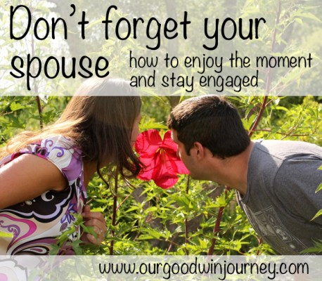 Tips for keeping up in the busy times #marriage