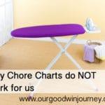 We Don't Do Chores