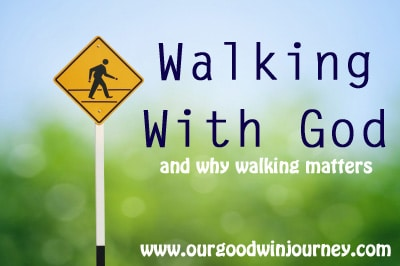 walking with God. and why that matters #faith #relationship #wait
