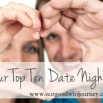 Top Ten Date Nights