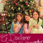 The Christmas Disclaimer