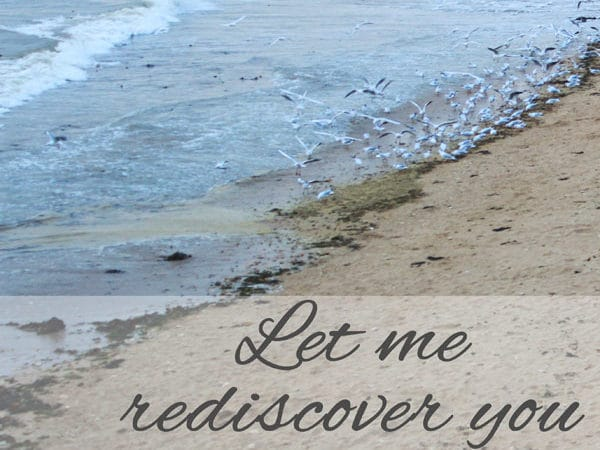 Let Me Rediscover You