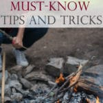 Camping Tips for Family Camping