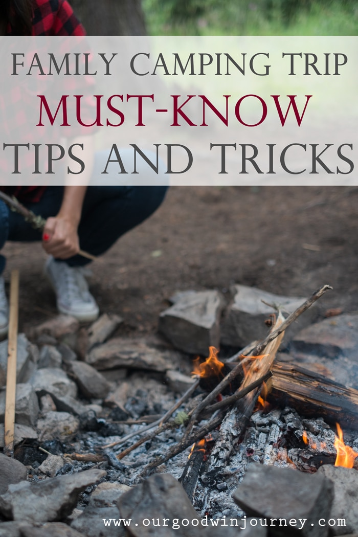 Camping Tips - Taking the Family Camping