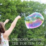 Top Ten Homeschool Websites