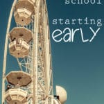 Homeschooling for the Busy Family: Day 1