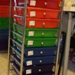 Homeschool Workbox System