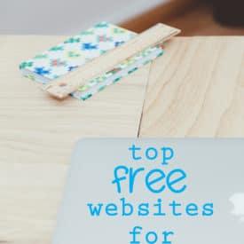 Homeschool Websites - Free Resources for Homeschooling Families