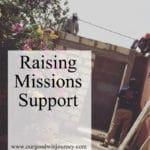 Raising Support