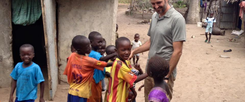 Kidmin in West Africa