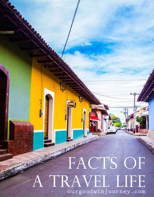 Travel Life - Some Facts of a Traveling Life That You Might Not Know