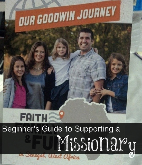 Beginner's Guide to Supporting a Missionary