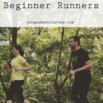 A Beginner Runner's Journey