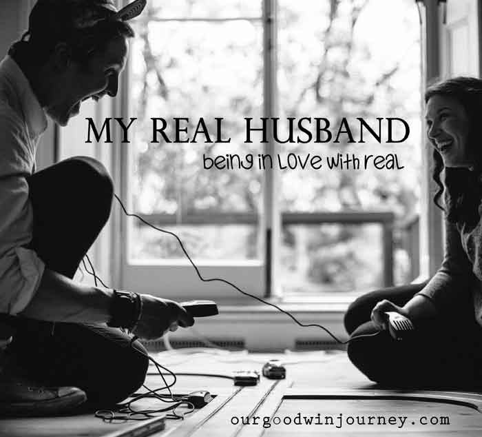 Real Husband - Being In Love With Real in Marriage
