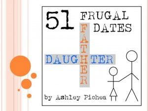 Daddy Daughter Date Ideas ebook