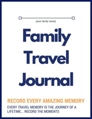 Family Travel Journal