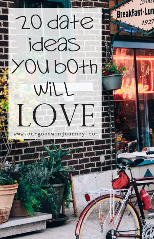 20 Creative Date Ideas You Both Will LOVE - Date Ideas for Couples