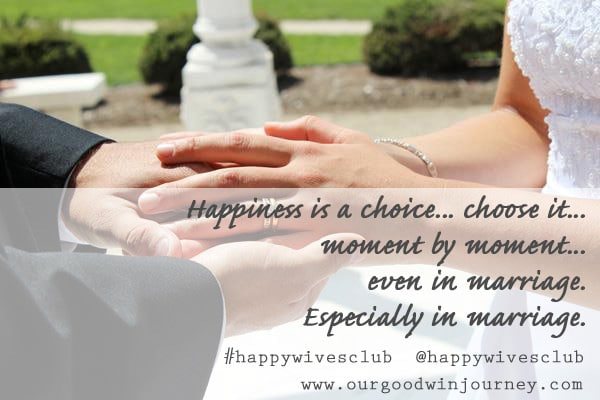 happiness in marriage #happywivesclub