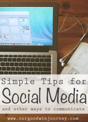 Social Media Tips - Simple Social Media Tips for Beginners