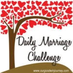 Daily Marriage Challenge
