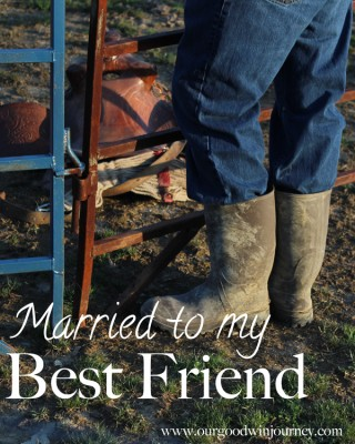 My Best Friend - Learning to Love Being Married to My Best Friend