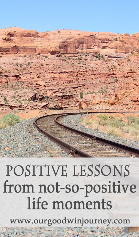 Staying positive around negative family values