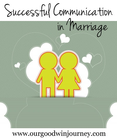 Successful Communication in Marriage