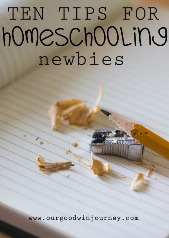 How to Start Homeschooling - 10 Encouraging Tips for Newbies