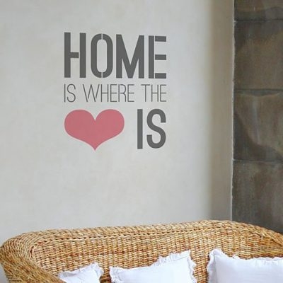 Home is where the Heart is #family #missions #missionarylife