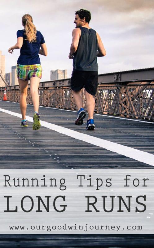Long Distance Running - Running Tips for Long Runs