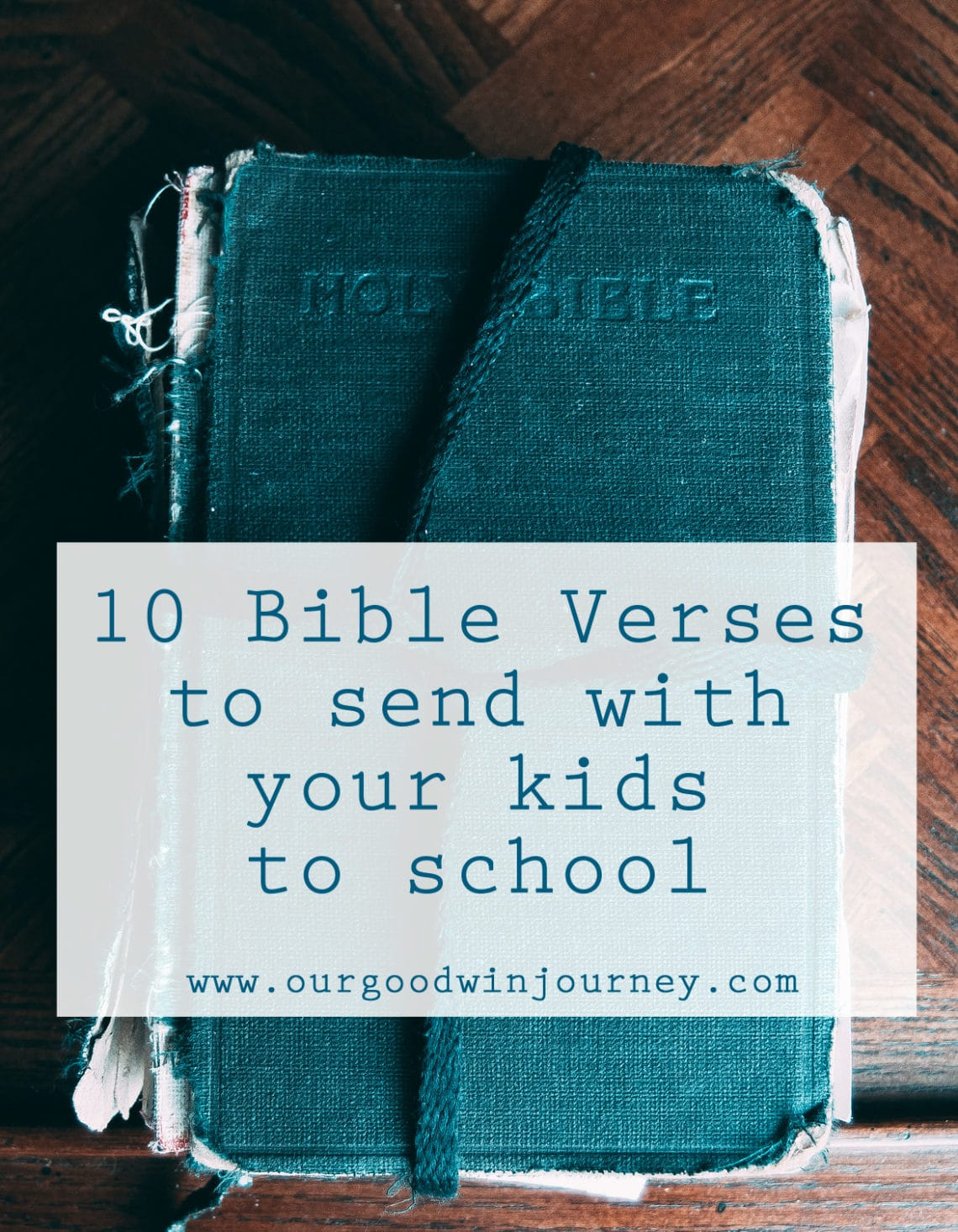 10 Verses for Kids