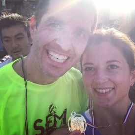 Running A Half Marathon - A REAL Story of Running our First Half Marathon