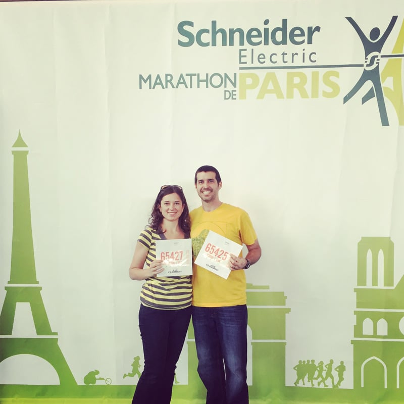 Our first marathon - the full story