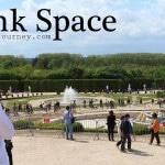Walking Through Blank Space