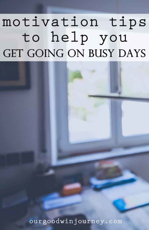 motivation tips motivation ideas for busy people