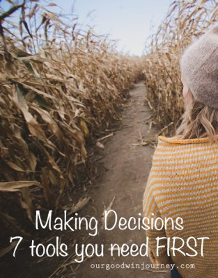 Decision Making Tools - 7 Tools for Making Decisions