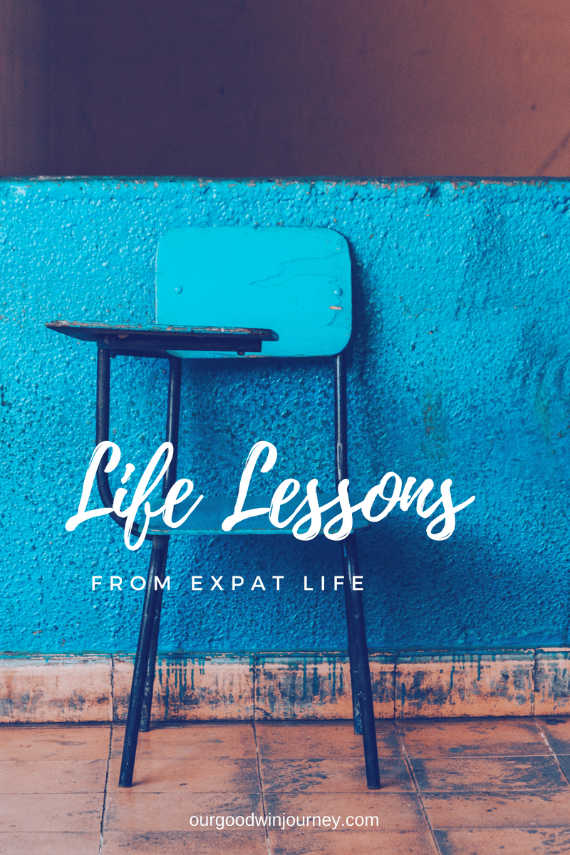 Lessons Learned Through Living and Working Overseas Expat Life