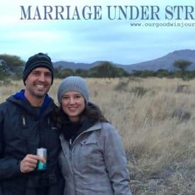 Marriage Under Stress