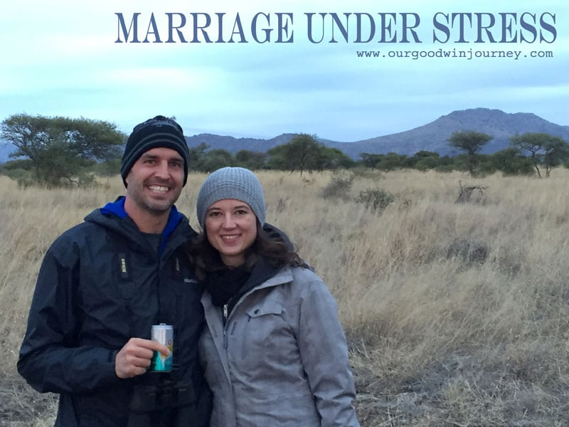 Tips for Marriage Under Stress