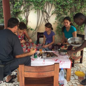 Third Culture Kids - New Experiences and Having Sushi for Lunch