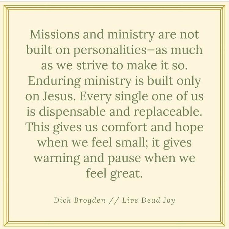 Live Dead Joy