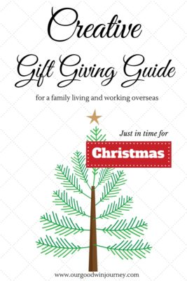 Creative Gift Ideas for Travelers - A Gift Giving Guide